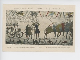 Bayeux Telle Du Conquest : Tapisserie De La Reine Mathilde - Un Char Chargé De Vins Et D'armes - Bayeux