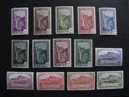 REUNION: N° 125 Au N° 148 ,sauf Les N°133A, 140 Et 144: Neufs X. . - Réunion (1852-1975)