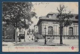 TOUT PARIS  XIIe - Entrée De L'Hôpital Trousseau - Distretto: 12