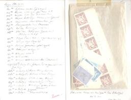 Belgique Bel Ensemble De Variétés Entre N° 1401 Et N° 1702A. Variétés Répertoriées. Forte Cote. B/TB. A Saisir! - Varietà E Curiosità