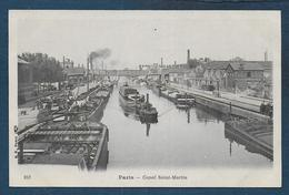 PARIS  10e -  Canal Saint Martin - Distretto: 10