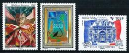 Wallis Y Futuna Nº 667-673-674 Nuevo - Wallis Y Futuna