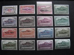 REUNION: N° 182 Au N° 232 ,sauf Les N°200, 215, 217 Et 218: Neufs XX. . - Réunion (1852-1975)