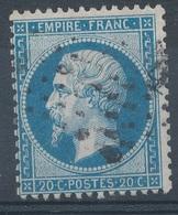 N°22 VARIETE - 1862 Napoléon III.