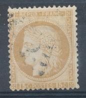 N°55 VARIETE FILET - 1871-1875 Ceres