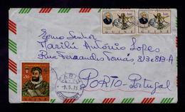 """Portugal GUINÉ PORT. Farim City Astrolábio 2x GAGO COUTINHO"""" Aviation Brazil Camões Lusíadas Gc4549 - Guinée Portugaise"""
