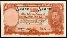 Australia 10 SCELLINI Pick#25b 1942 Armitage & McFarlane Spl Lotto 3039 - 2001-2003 (polymer Notes)