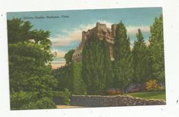 Cp, Etats Unis ,  CT , GILLETTE CASTLE ,HADLYME ,voyagée 1954 - Etats-Unis