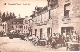 NEDDE (87) Grande Rue (Hôtel Degabriel) - Autres Communes