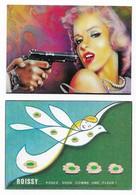 Illustrateur Lot De 16 CPM - 5 - 99 Karten