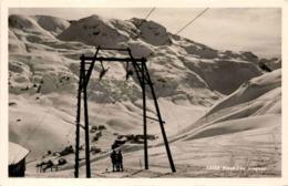 Zürs Am Arlberg - Skilift Gegen Trittkopf * 18. 1. 1951 - Zürs