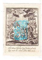 DP Philippe De Raymaeker / Van Hal ° 1786 † Leuven ? Herent ? 1812 - Images Religieuses