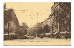 NEUILLY-sur-Seine - Avenue De Madrid - Neuilly Sur Seine