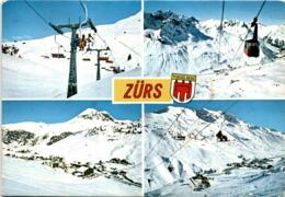 Zürs - 4 Bilder (27573) - Zürs