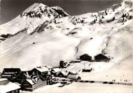 Zürs Am Arlberg Mit Skiliften (674) * 30. 12. 1961 - Zürs