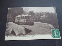 France ( 309 )  Frankrijk  :  Cagnes -    Tramway  Tram - Autres Communes