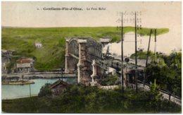 78 CONFLANS-FIN-d'OISE - Le Pont Eiffel - Conflans Saint Honorine