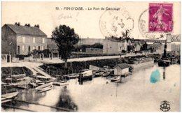 78 CONFLANS-FIN-d'OISE - Le Port De Canotage - Conflans Saint Honorine