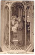 Broederlam - La Presentation Au Temple /P514/ - Peintures & Tableaux