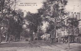 CHOISY-le-ROI Avenue De Paris Animé Tramway    178 - Choisy Le Roi