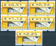 Duitsland Mi 5 ** Reeks 04/04/2002 - € 0,51 Met Nummer 735 - Met Aankoop Bewijs -v - Distributori