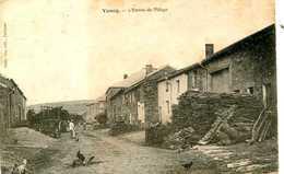YONCQ  =   L' Entrée Du Village   1191 - Autres Communes