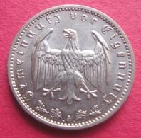 ALLEMAGNE 1934 IIIème Reich 1 Reichsmark 1934 A XF TTB - [ 4] 1933-1945 : Tercer Reich