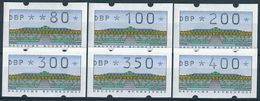 Duitsland Mi 2.1 ** Reeks 19/05/1993 - 350 Pf Met Nummer 1495 - DBP Tegen De Rand -v - Distributori