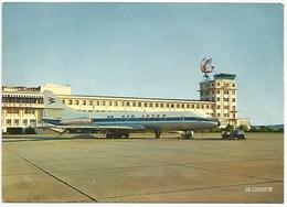 Caravelle Air Inter F-BNKE à  Bordeaux Mérignac Ed La Cicgogne - 1946-....: Ere Moderne