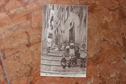 NICE (06) - LA RUELLE SAINT FRANCOIS - VIEUX QUARTIER - FL 356 - Scènes Du Vieux-Nice