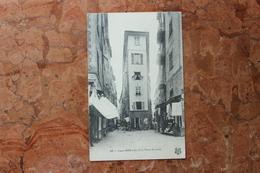 NICE (06) - VIEUX NICE PRES LA PLACE ROSSETTI - Scènes Du Vieux-Nice