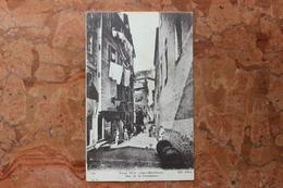 NICE (06) - VIEUX NICE - RUE DE LA PROVIDENCE - Scènes Du Vieux-Nice