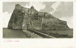 Ischia Castello 210  Richter  Undivided Back - Altre Città
