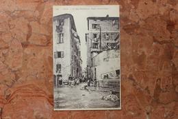 NICE (06) - PLACE SAINTE CLAIRE - LA RUE PROVIDENCE - Scènes Du Vieux-Nice
