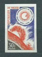 Niger - Correo 1964 Yvert 144 Sin Dentar ** Mnh  Astro - Niger (1960-...)