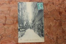 NICE (06) - UNE RUE DE LA VIEILLE VILLE - Scènes Du Vieux-Nice