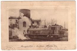 BOUSQUET- D'ORB - Le Dépôt - Machine 5000 - France