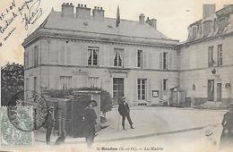 92)   MEUDON   -  La  Mairie - Meudon