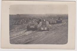 62  ERIN  - Parc De Tanks Guerre 1914-1918   -  CPA N/B  9x14 TBE  Carte Photo Neuve - France