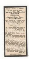 Roermond (Nl) Doodsprentje PETER JOANNES HUBERTUS AUGUSTINUS HENDRICKX 1925 - Godsdienst & Esoterisme