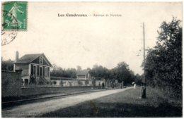 77 LES COUDREAUX - Avenue De Newton - Autres Communes
