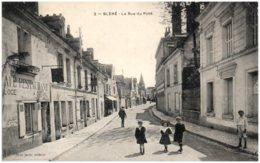 41 BLERE - La Rue Du Pont - Francia