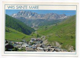 VARS SAINTE MARIE--Vue Générale,Au Fond,les Claux Et La Chaine De L'Eyssina - France