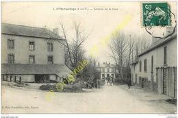 35. L'HERMITAGE . Avenue De La Gare . - Altri Comuni
