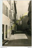 06.  LE CANNET .  Vieille Rue . - Le Cannet