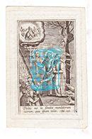DP ** SPECIAAL** Maria Theresia J. Van Veldriel ° Antwerpen 1739 † Kortrijk 1807 X Schepen Dominicus Vercruysse - Images Religieuses
