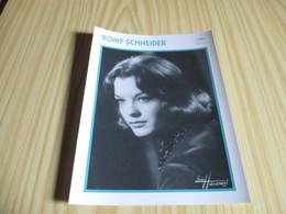 Fiche Cinéma - Romy Schneider. - Fanartikel
