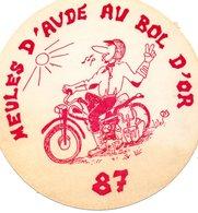 Autocollant MEULES D'AUDE AU BOL D'OR 87 - Aufkleber
