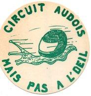 Autocollant MOTOS CIRCUIT AUDOIS - Aufkleber