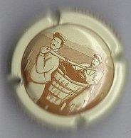 Générique  N°705i  Débardeurs  (2/8)  Lambert 2019 Génériques  63/9  Marron - Champagnerdeckel
